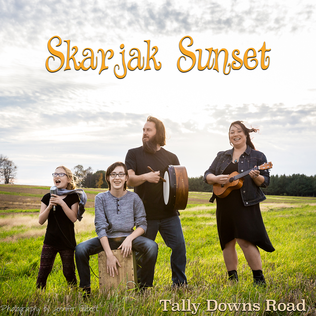 Skarjak Sunset | Tottenham Family Photography