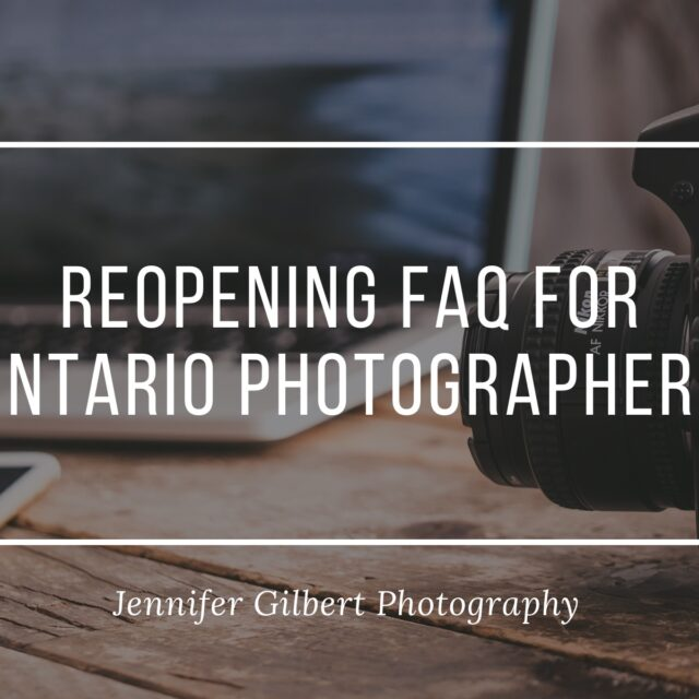 Photography in Ontario