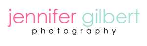 Jennifer Gilbert Photography logo